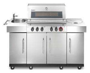 Gasgrill Grillküche